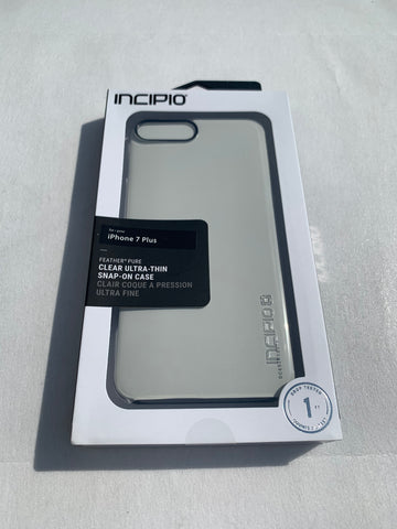 Incipio Feather Pure Clear Case for iPhone 7 Plus/iPhone 8 Plus - Clear