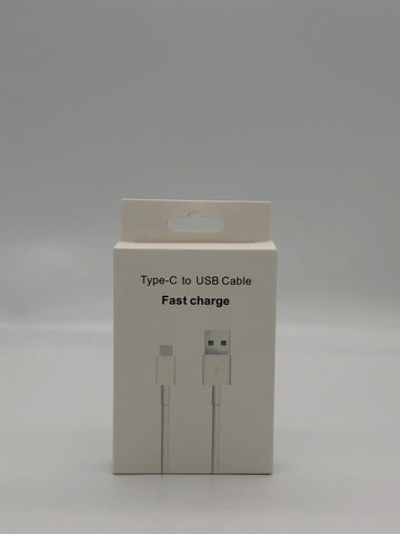 Type C USB Cable
