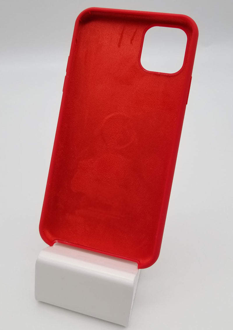 NEW Silicone Case W/ Felt Interior for iPhone 11 Pro