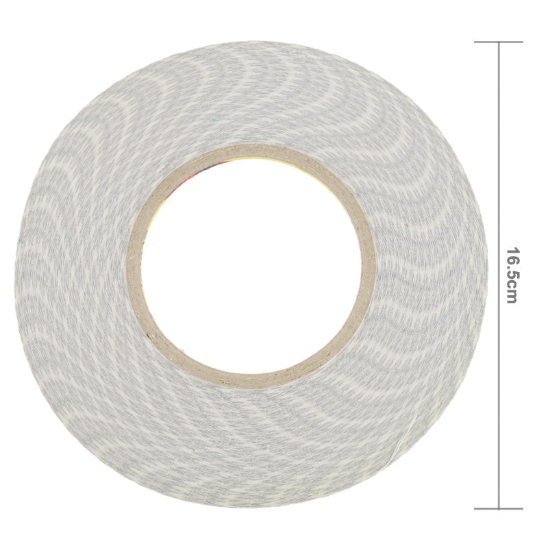 2mm Size 3M Double Sided Adhesive tape - White