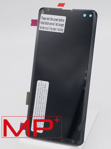 Samsung S10 Plus Replacement LCD NO FRAME - Black