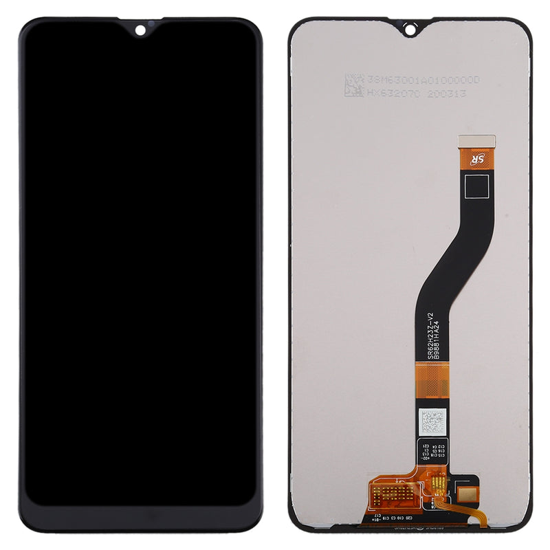 Samsung A10s (InCell) LCD Assembly - Black