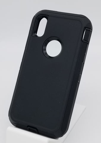 NEW Full Case for iPhone XR (MPW) - Black
