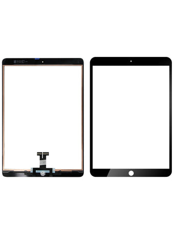 iPad Air 3 Glass Digitizer - Black (GLASS SEPARATION REQUIRED)