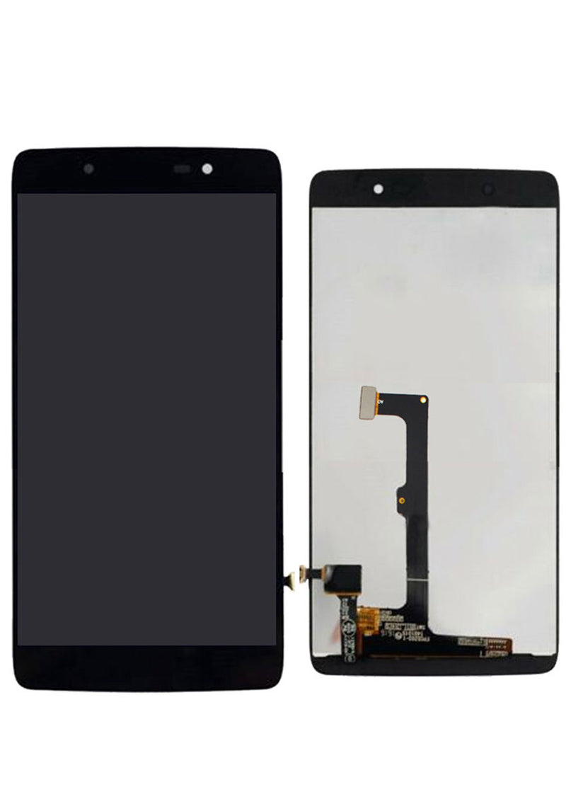 Alcatel One Touch Idol 4 6055 LCD Assembly NO FRAME - Black