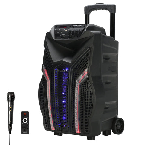 Atalax Sonata Party Speaker - 2500W