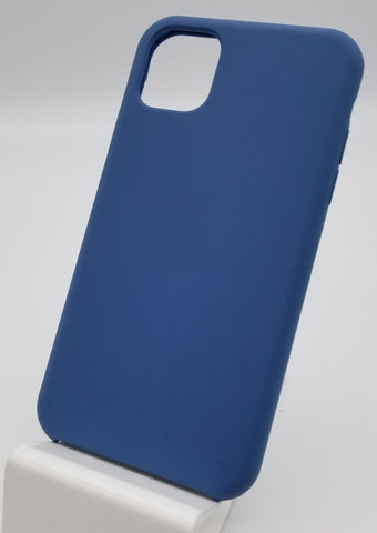 NEW Silicone Case W/ Felt Interior for iPhone 11