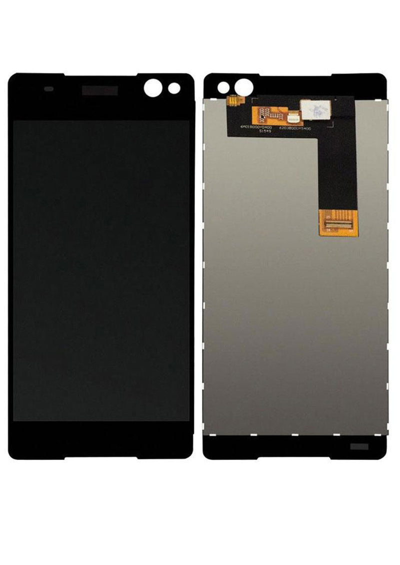 Sony Xperia C5 Ultra LCD Assembly NO FRAME - Black