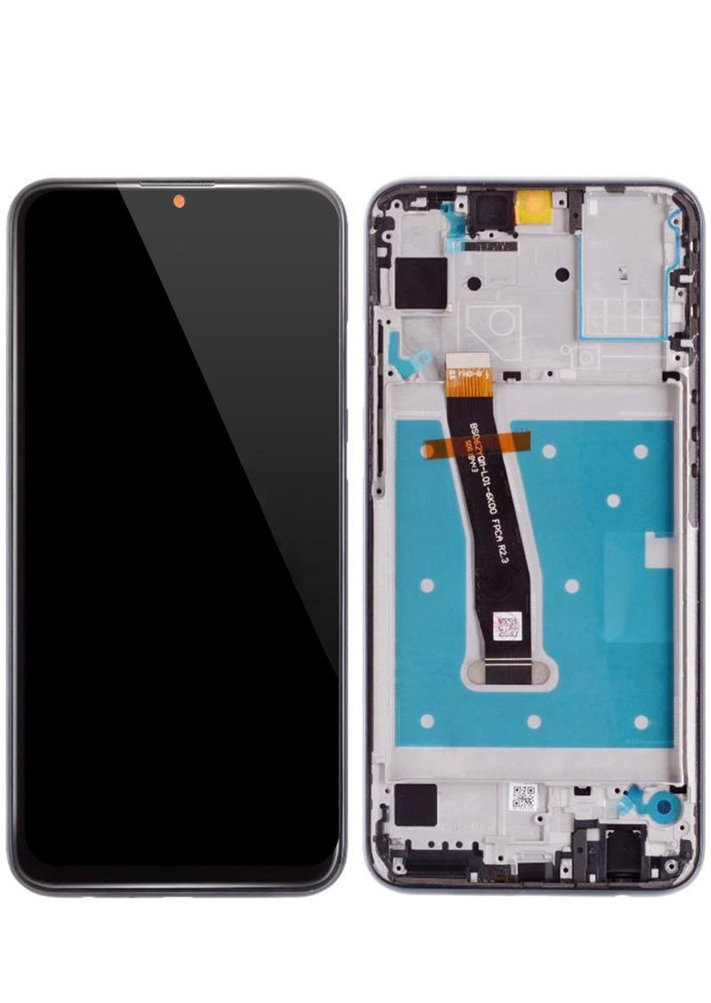 Huawei Honor 10 Lite LCD Assembly w/Frame - Black