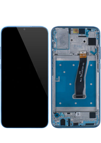 Huawei Honor 10 Lite LCD Assembly w/Frame - Sky Blue