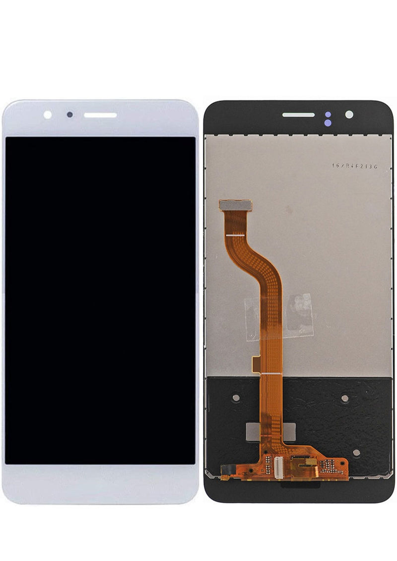 Huawei Honor 8 LCD Assembly NO FRAME - White
