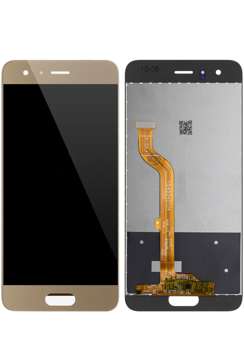 Huawei Honor 9 LCD Assembly NO FRAME - Gold