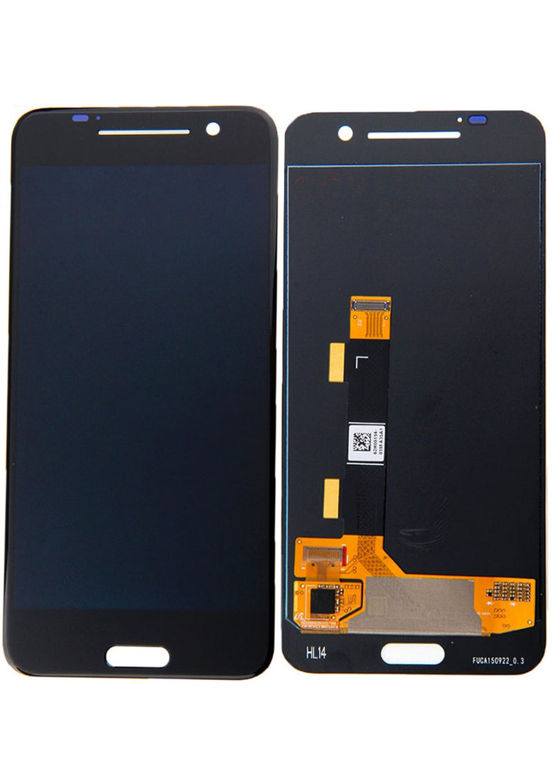 HTC One A9, Hima Aero LCD Assembly NO FRAME - Black
