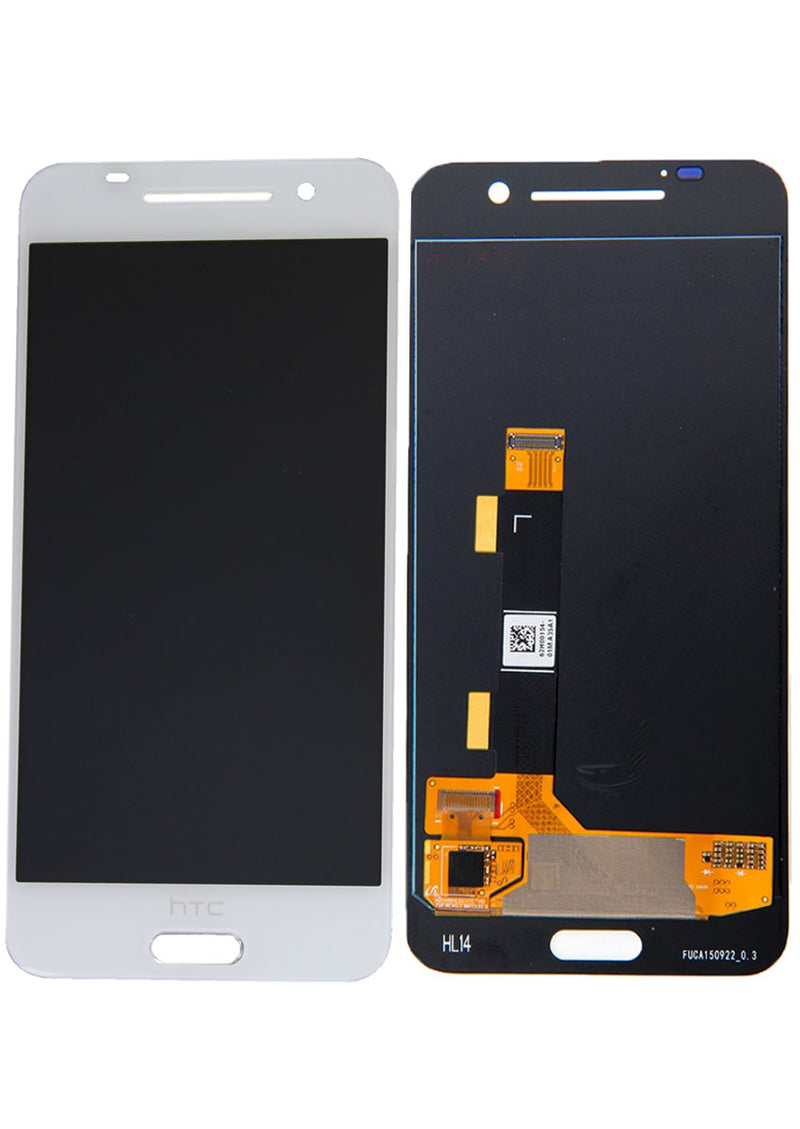 HTC One A9, Hima Aero LCD Assembly NO FRAME - White