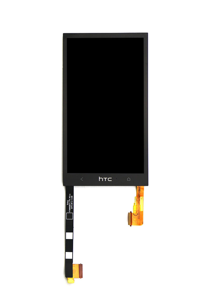 HTC One M7 LCD Assembly NO FRAME - Black