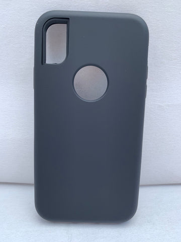 Hard Shell Commuter Style Case for iPhone X/XS