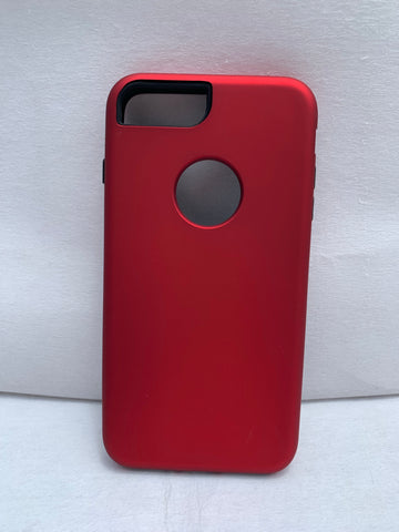 Hard Shell Commuter Style Case for iPhone 6P/7P/8P