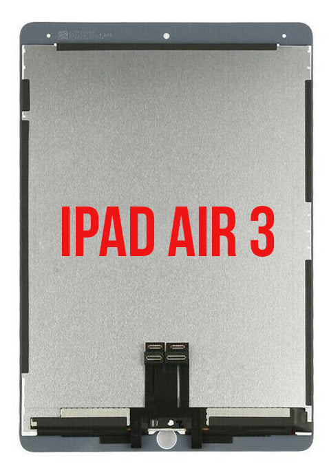 iPad Air 3 Full Assembly LCD Black - Premium Quality