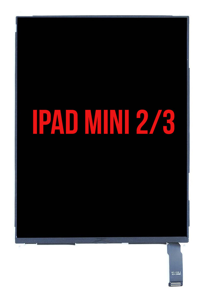 iPad Mini 2/3 LCD - Premium Quality