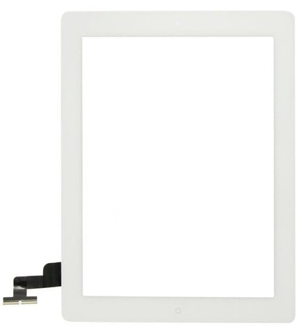 iPad 1/2 Glass/Digtizer - White