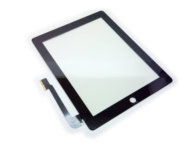 iPad 3/4 Glass/Digitizer - Black