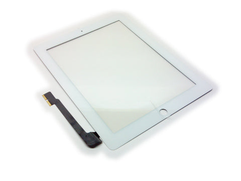 iPad 3/4 Glass/Digitizer - White