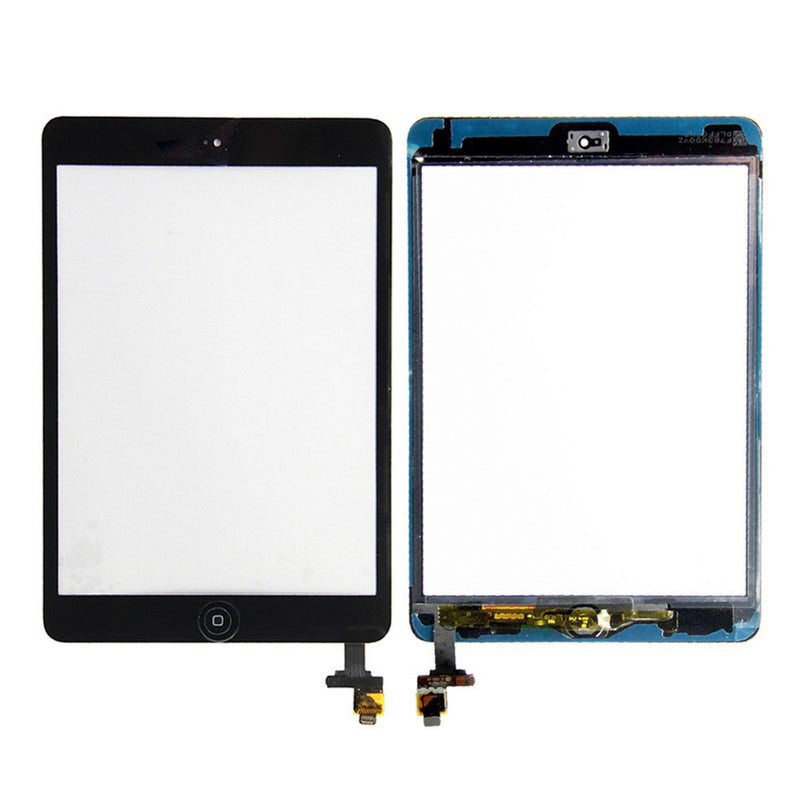 iPad Mini 1/2 Glass/Digitizer - Black