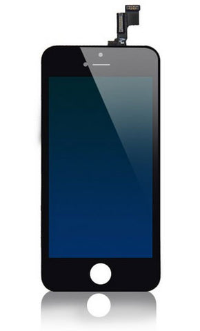 iPhone 5S/SE (High Quality) LCD - Black