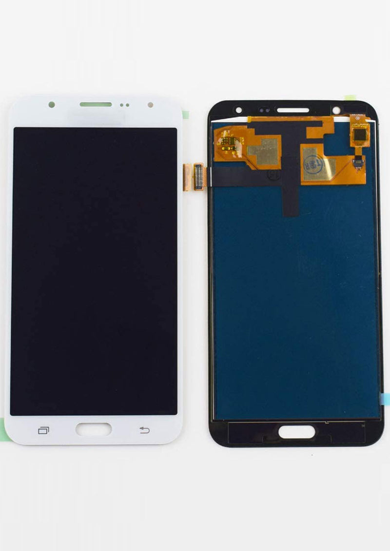 Samsung J7 (J700) LCD Assembly - White