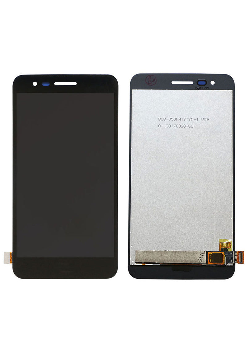 LG K4 (2017) / LG Phoenix 3 / LG Fortune M153 LCD Assembly NO FRAME - Black