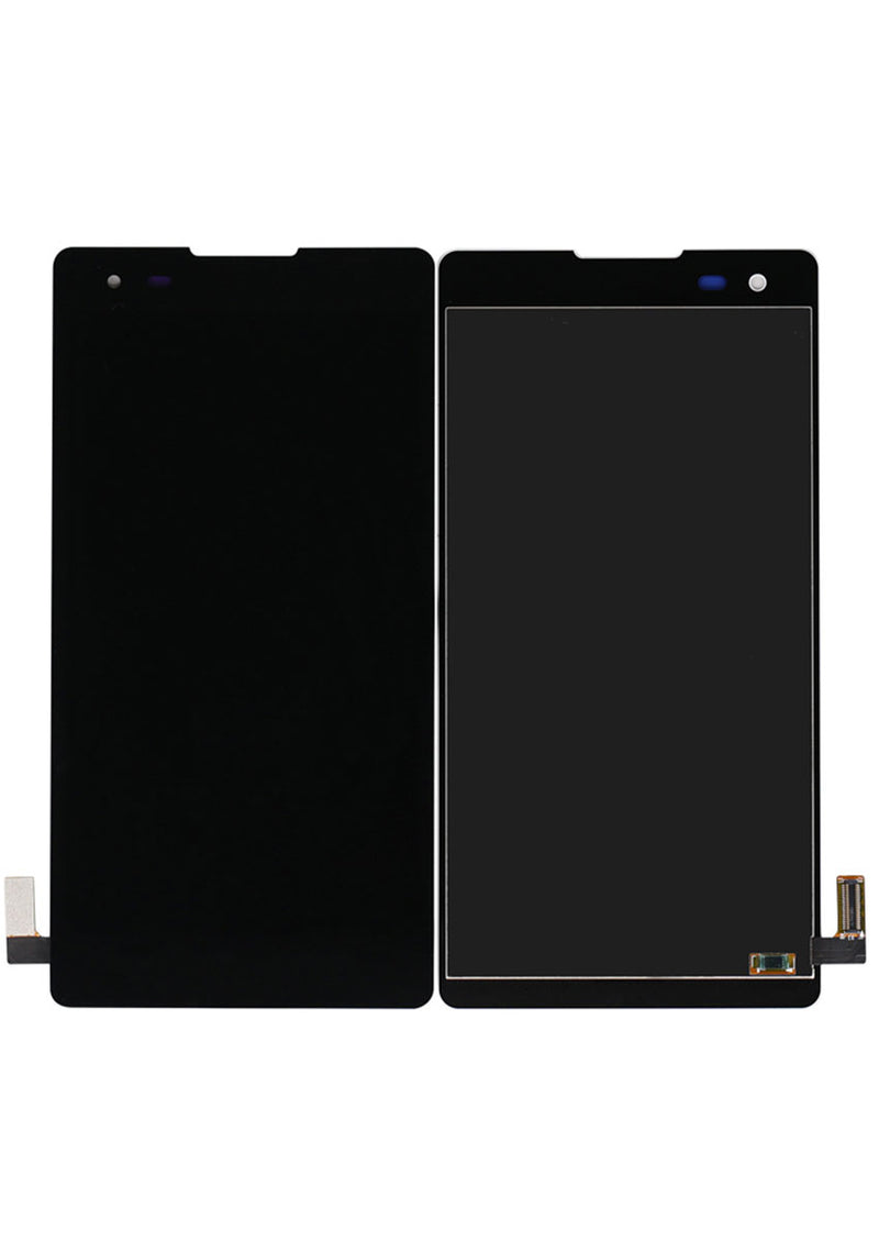 LG K6 X Style / Tribute HD LCD Assembly NO FRAME - Black