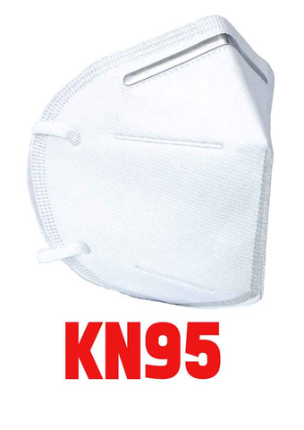 NEW KN95 Protective Face Mask (2 Pack)