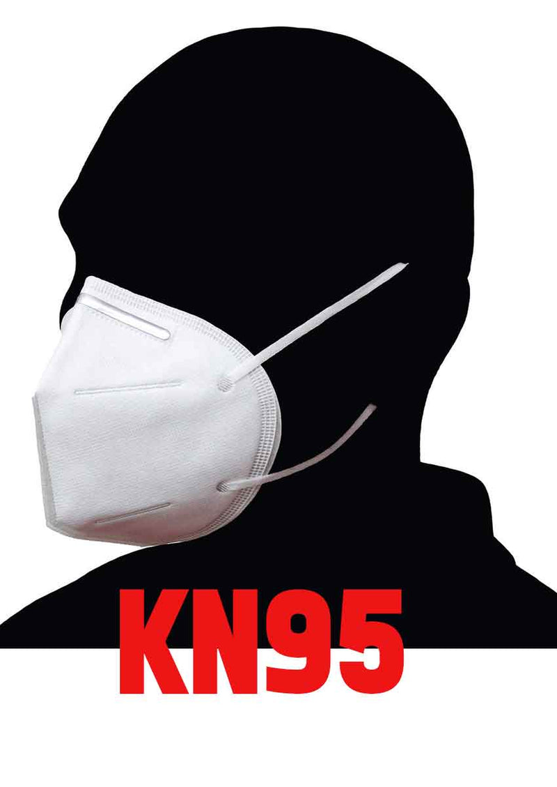 NEW KN95 Protective Face Mask (50 Pack)