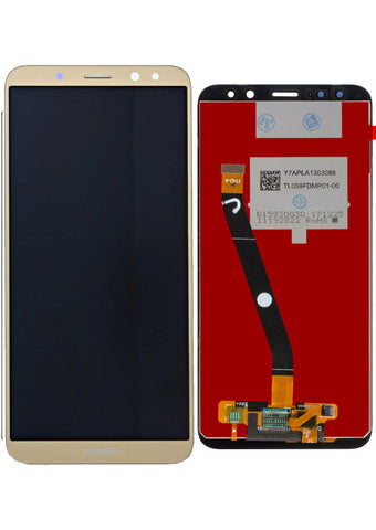 Huawei Mate 10 Lite LCD Assembly NO FRAME - Gold