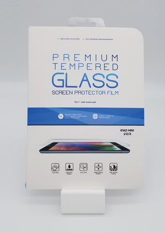 iPad Mini 1/2/3 Premium Tempered Glass