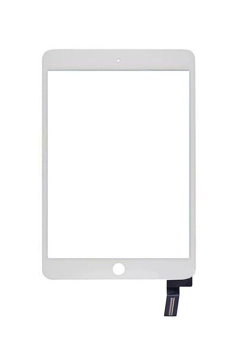 iPad Mini 4 Glass Digitizer - White (GLASS SEPARATION REQUIRED)