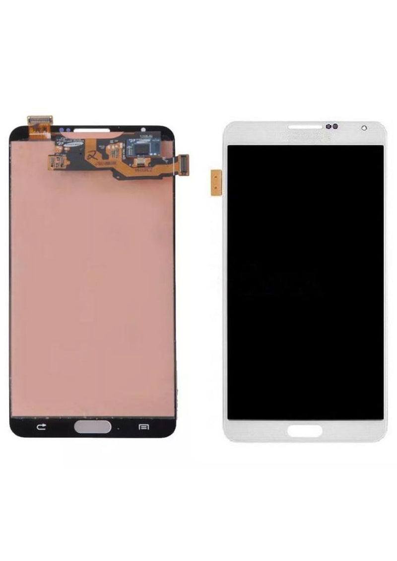 Samsung Note 3 LCD Replacement NO FRAME  - White
