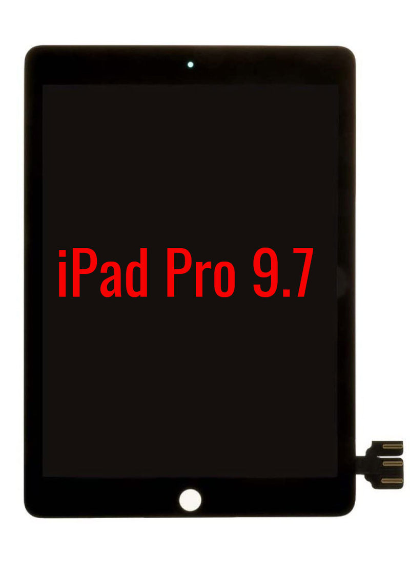 iPad Pro 9.7 Full Assembly LCD Black- Premium Quality