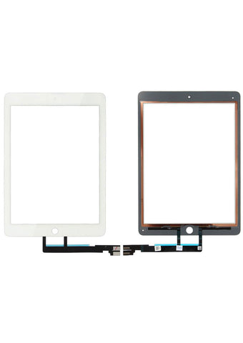 iPad Pro 9.7 Glass Digitizer - White (GLASS SEPARATION REQUIRED)
