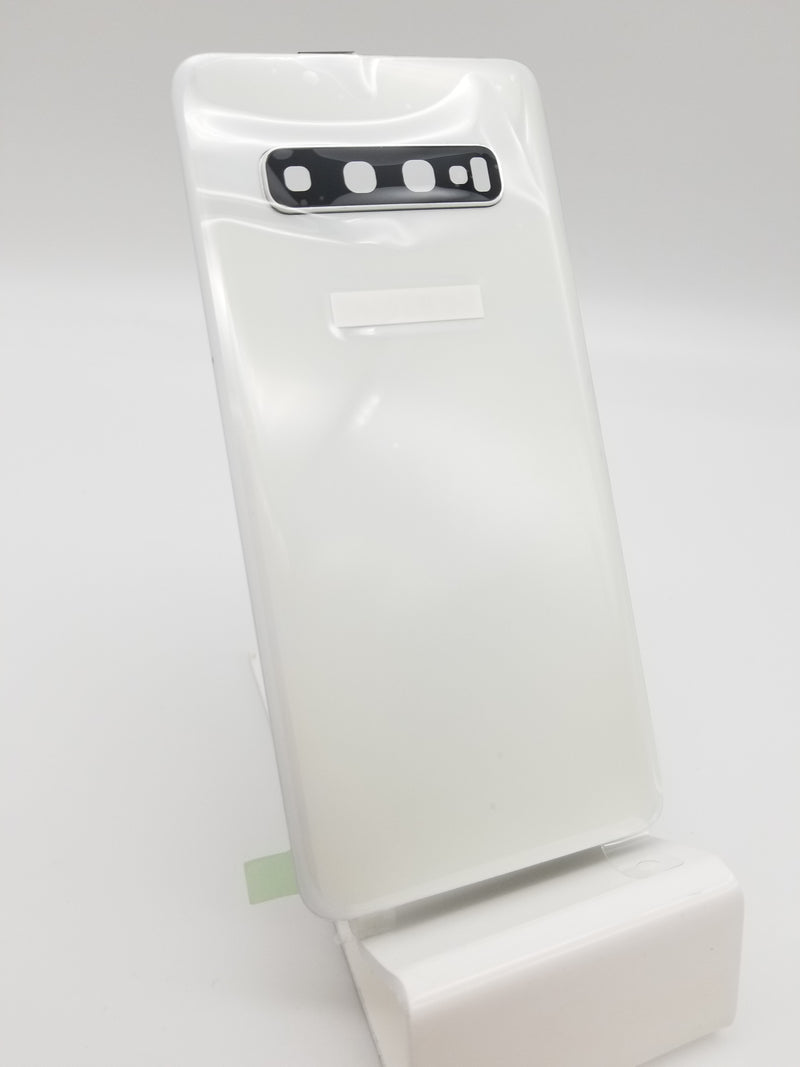Samsung Galaxy S10 Back - Ceramic White