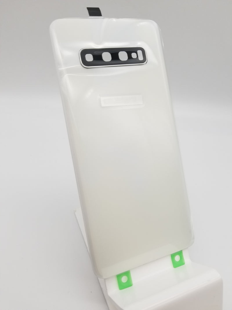 Samsung Galaxy S10 Plus Back - Prism White