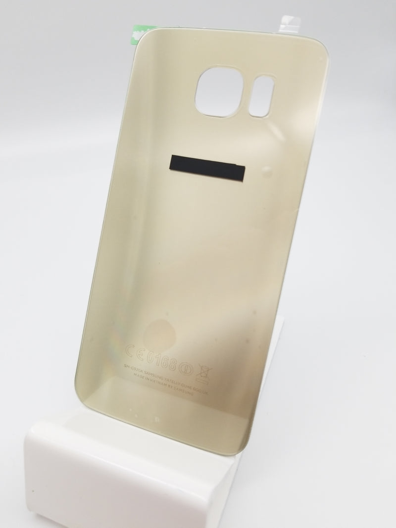 Samsung Galaxy S6 Back - Gold