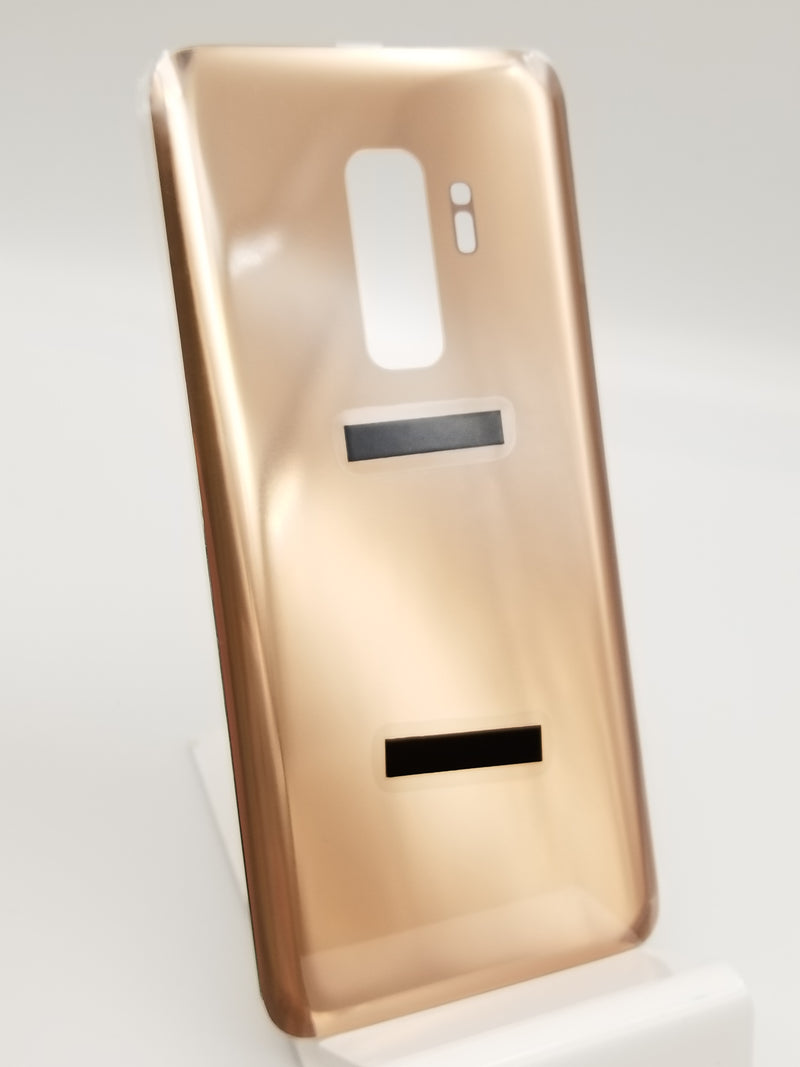 Samsung Galaxy S9 Plus Back - Gold