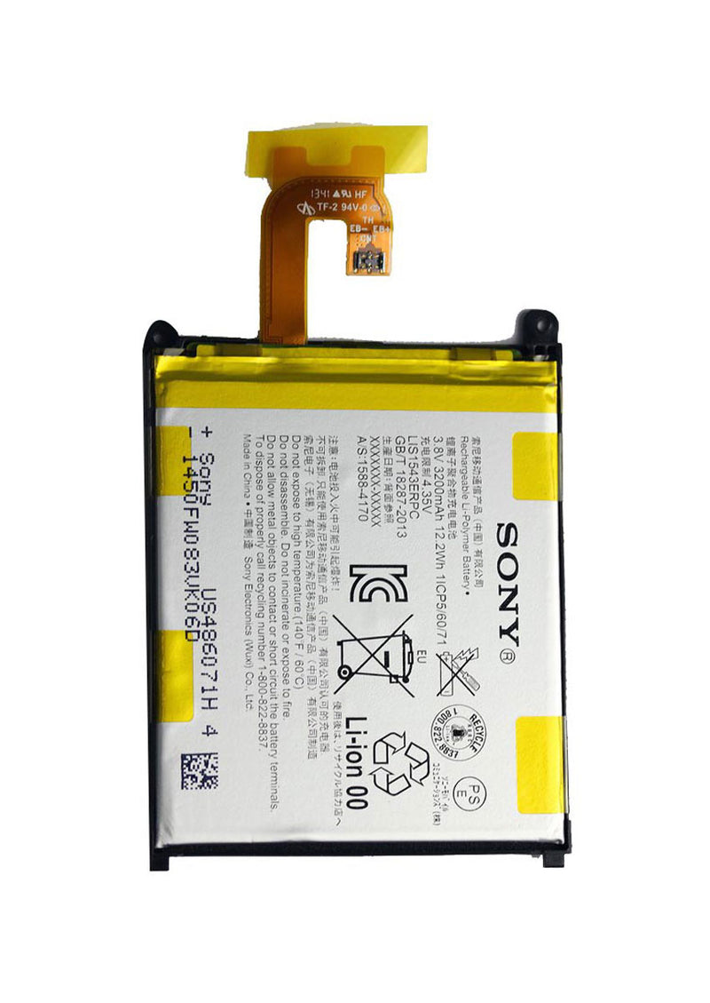 Replacement Battery for Sony Xperia Z2