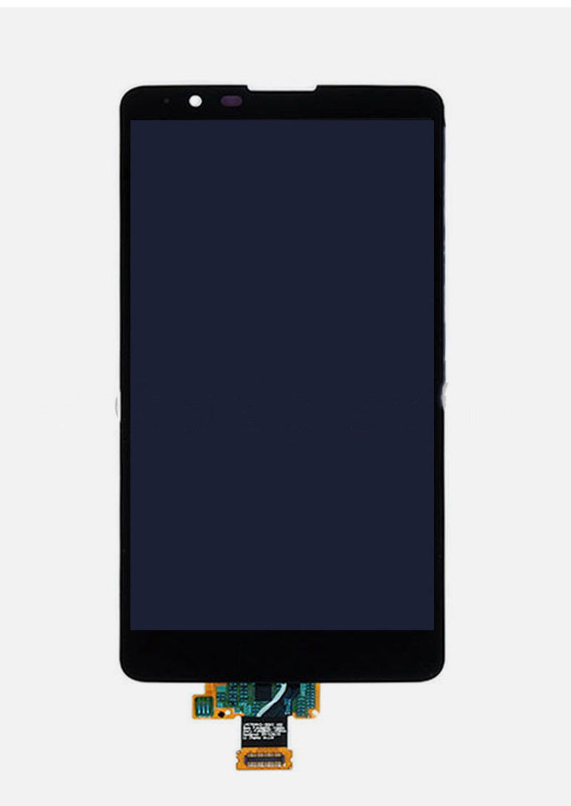 LG G Stylo 2 LCD Assembly NO FRAME - Black