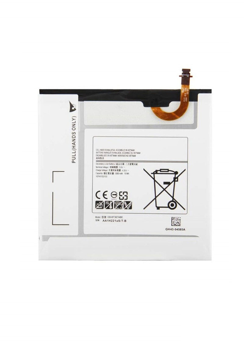Samsung Tab E 8.0 Replacement Battery