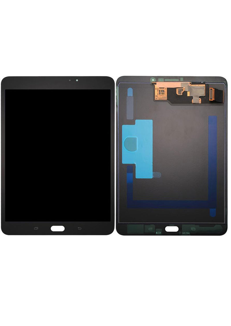 Samsung Tab S2 8.0 (3G / LTE Version) (T715) LCD Assembly - Black