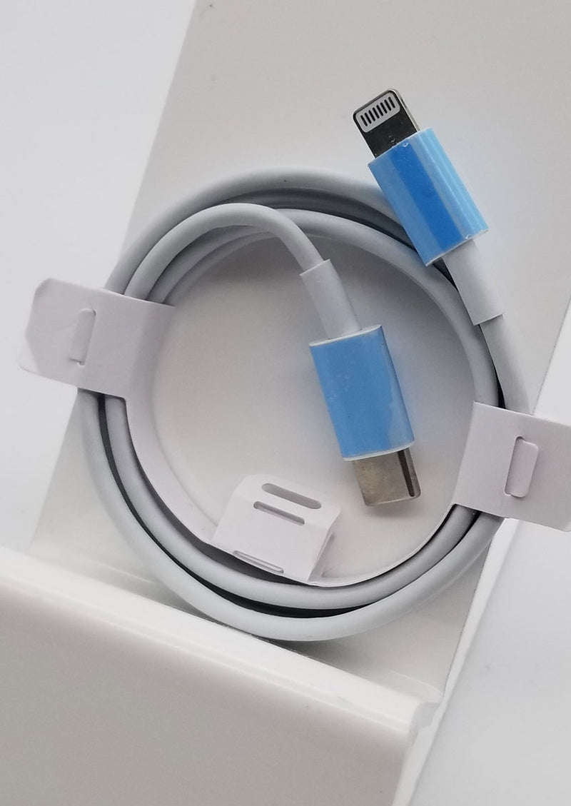 Type C to Lightning USB Cable