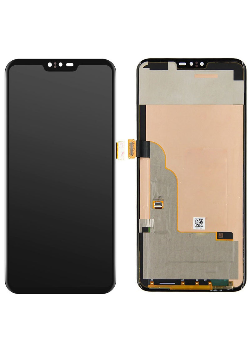 LG V50 ThinQ LCD Assembly NO FRAME - Black