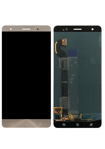 Asus ZenFone 3 Deluxe (ZS570KL) LCD Assembly NO FRAME - Gold